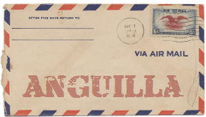 Recent missionary letter from Anguilla
